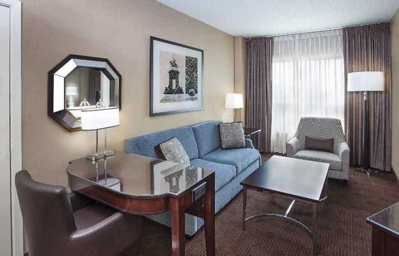 Sheraton Suites Houston near the Galleria - Room - 31