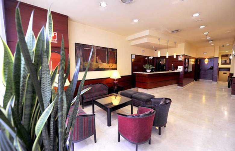 Hotel Glories Sercotel - General - 8