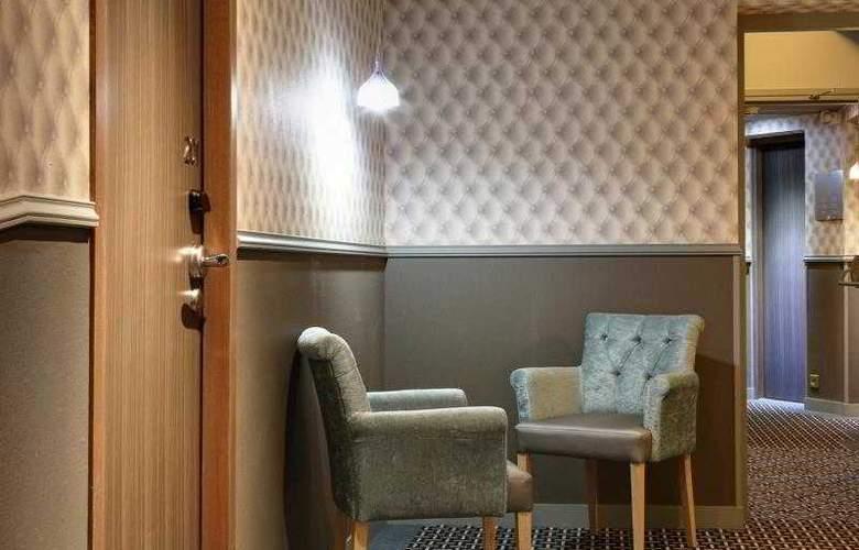 Best Western Hôtel Littéraire Premier Le Swann - Hotel - 55