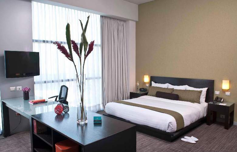 Stadia Suites Santa Fe - Hotel - 15
