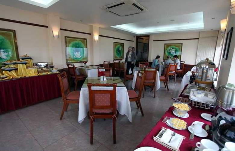 Flower Hotel - Restaurant - 14