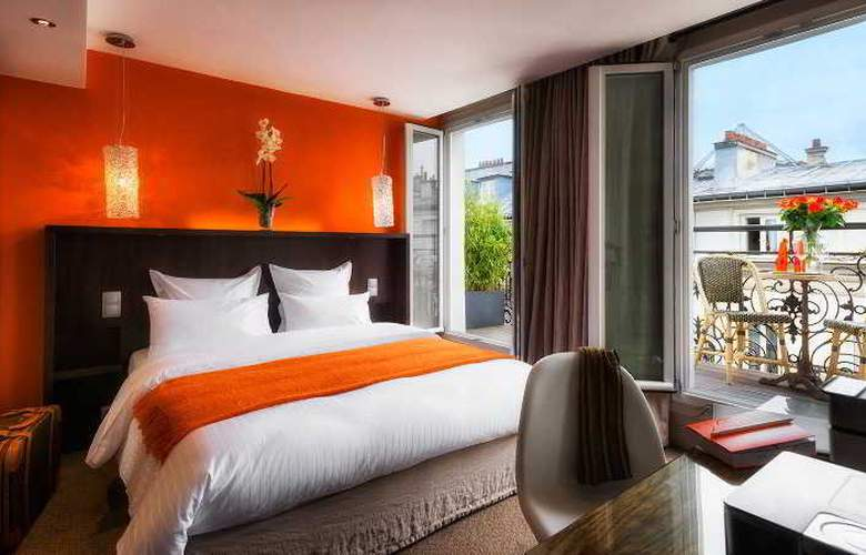 Beausejour Montmartre - Room - 8