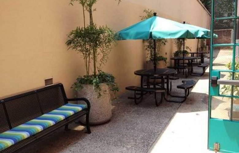 YMCA Harlem - Baño Compartido - Terrace - 6