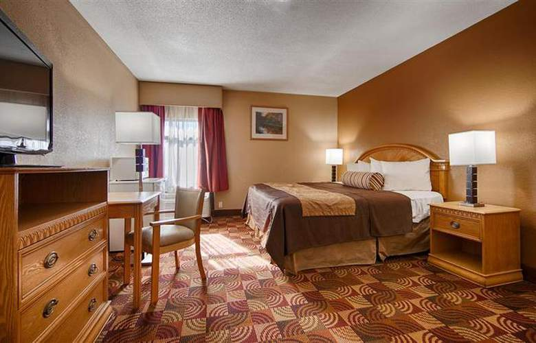Best Western Martinsville Inn - Room - 39