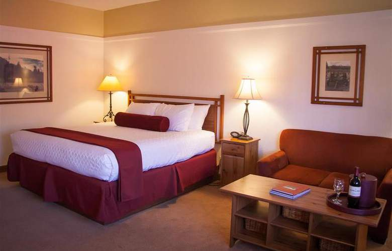 Best Western Sonoma Valley Inn & Krug Event Center - Room - 94