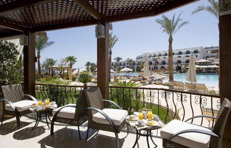 The Royal Savoy Sharm El Sheikh - Terrace - 2