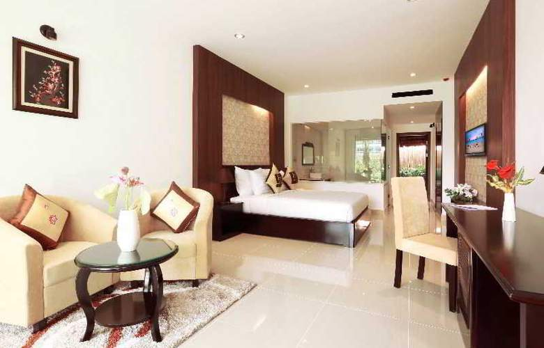 The Sailing Bay Beach Resort - Room - 12