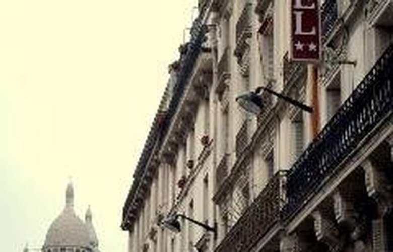 Hotel du Square D'Anvers - Hotel - 0