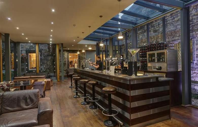 Best Western Mosborough Hall - Bar - 165