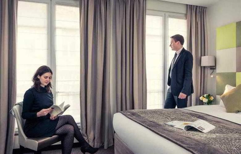 Mercure Paris La Sorbonne - Hotel - 29
