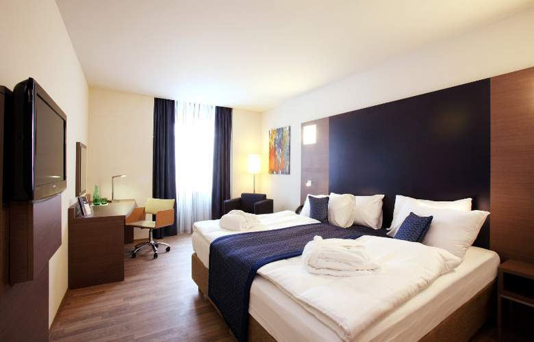 Fourside Hotel  City Center Vienna - Room - 3