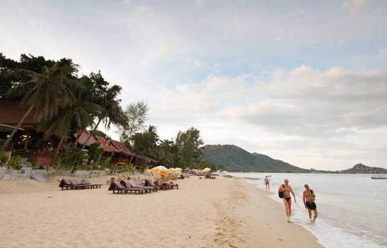 Bill Resort Koh Samui - Beach - 11