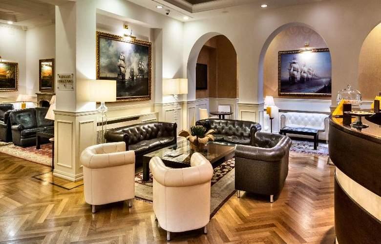 Best Western Premier Hotel Cristoforo Colombo - Bar - 17