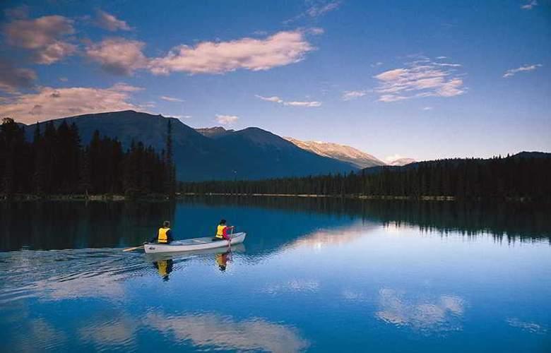 The Fairmont Jasper Park Lodge - Sport - 8