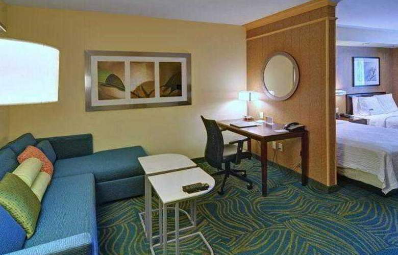 SpringHill Suites Dallas DFW Airport East - Hotel - 4