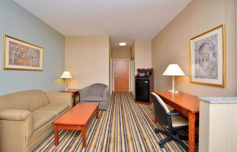 Best Western Plus New England Inn & Suites - Room - 29