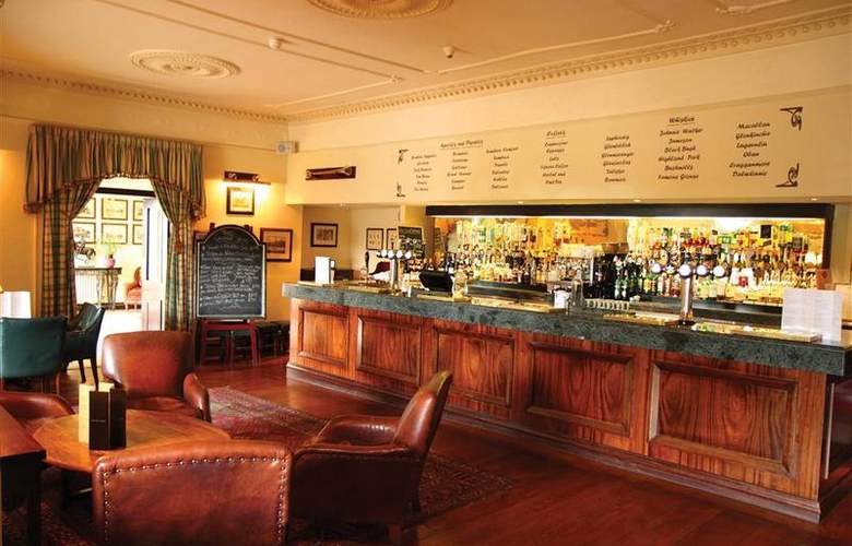 Best Western Hardwick Hall - Restaurant - 30