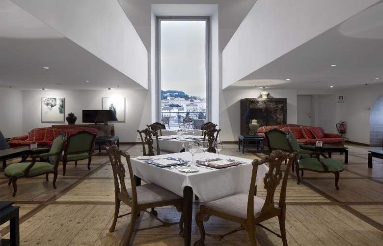 Hotel do Chiado - Restaurant - 6