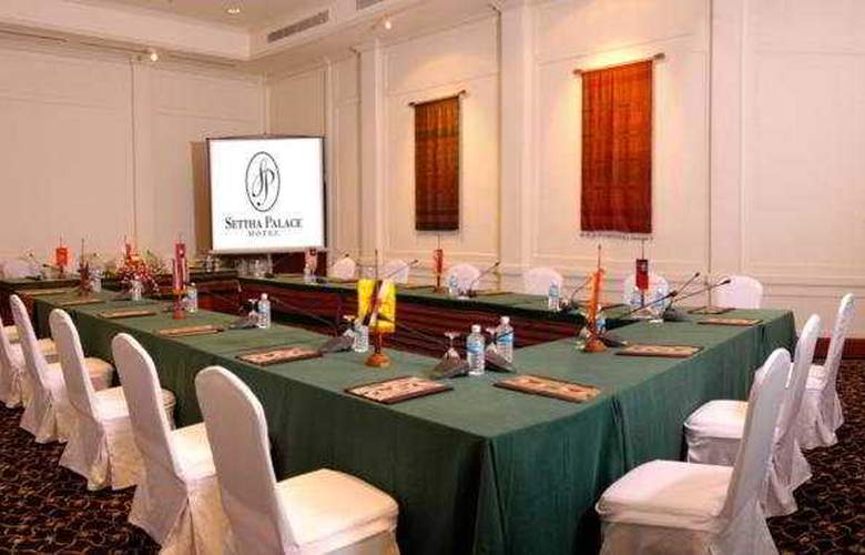 Settha Palace Hotel Vientiane - Conference - 9