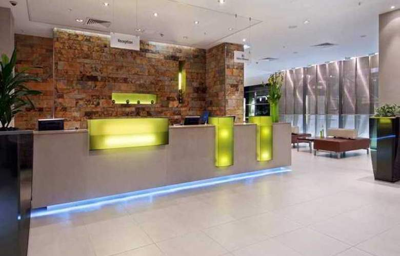 Hilton London Canary Wharf - Hotel - 8