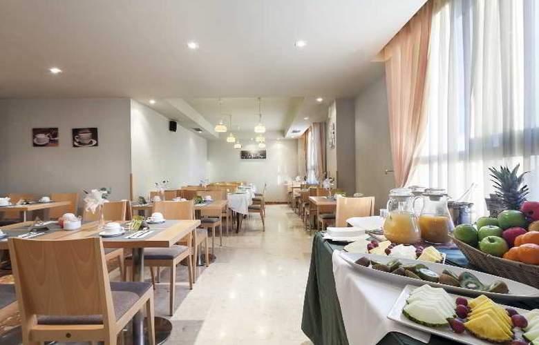 Apartahotel Exe Campus San Mamés - Restaurant - 15