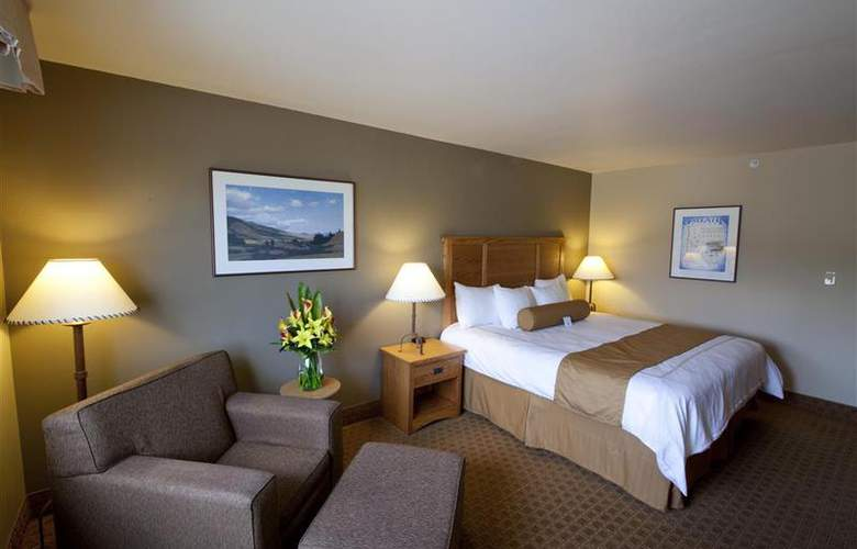 Best Western Plus Grantree Inn - Room - 89