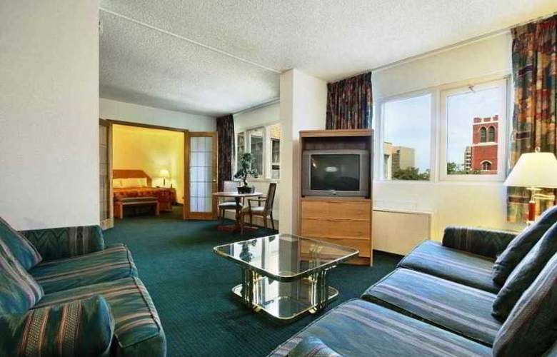 Comfort Inn & Suites Edmonton - Room - 5