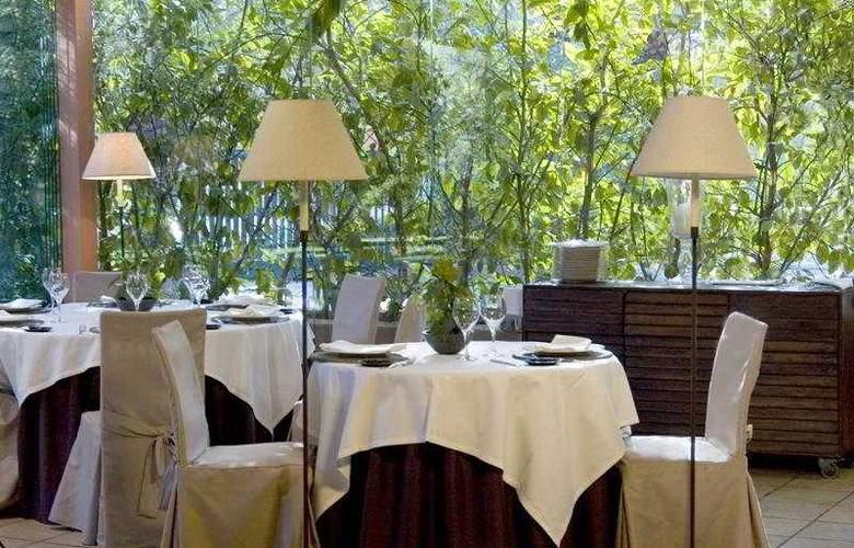 Jardin Milenio - Restaurant - 4