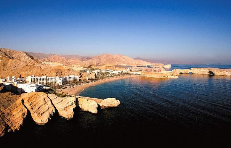 Shangri-La's Barr Al Jissah Resort & Spa-Al Waha - Hotel - 7