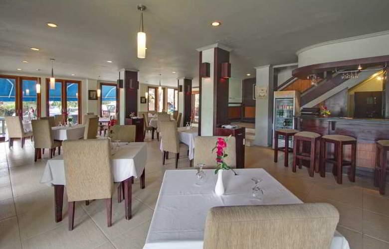 Bali Baliku Luxury Villa - Restaurant - 54