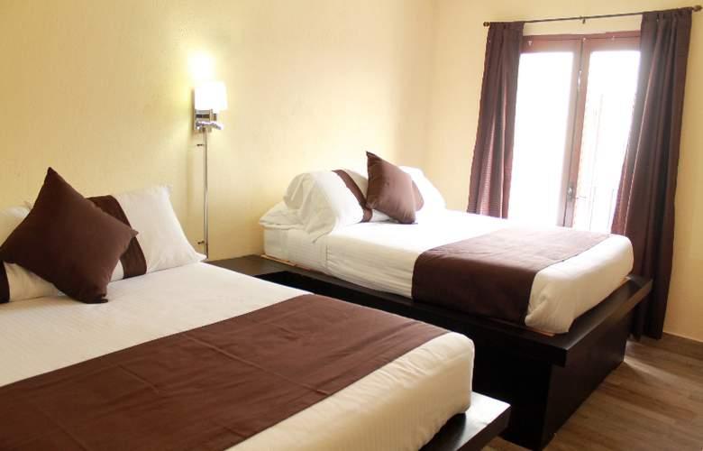 Hotel & Spa Mansion del Burro Azul - Room - 3