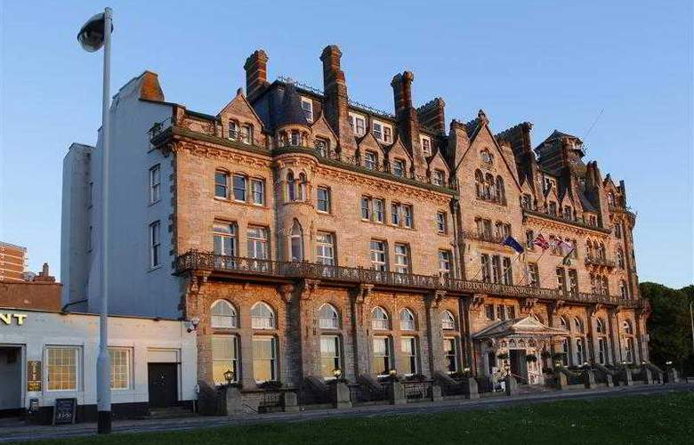 Best Western Duke Of Cornwall Hotel - Hotel - 47