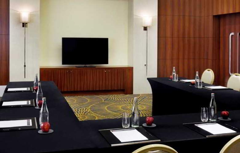 Dubai Marriott Hotel Al Jaddaf - Conference - 10