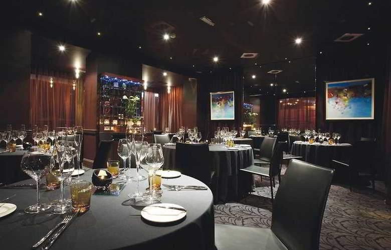 Grand Jersey Hotel & Spa - Restaurant - 11