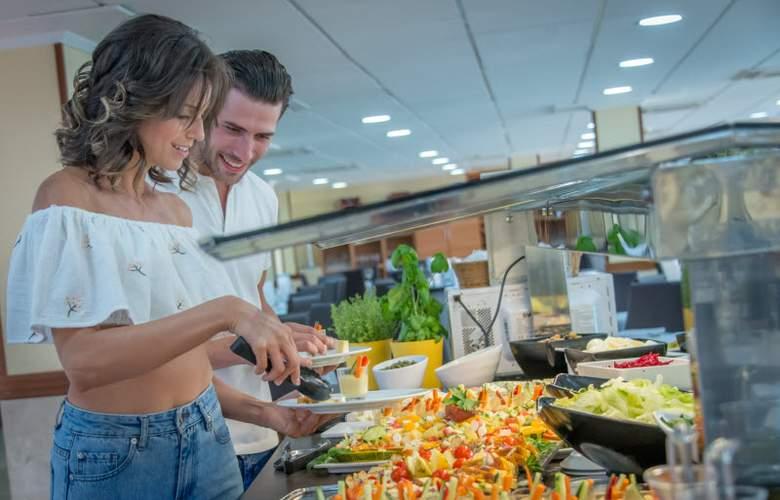 RH Casablanca Suites - Restaurant - 24
