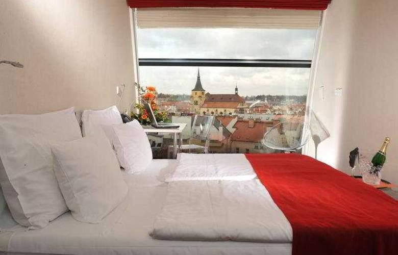 Design Metropol Hotel Prague - Room - 3