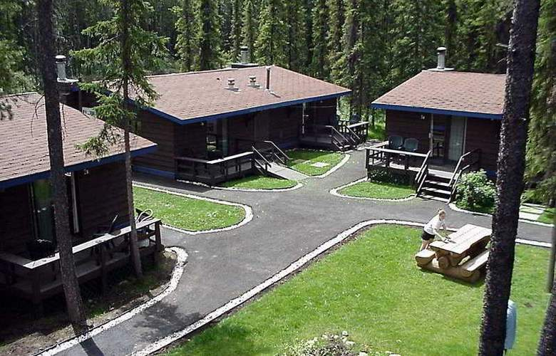 Sunwapta Falls Rocky Mountain Lodge - General - 2