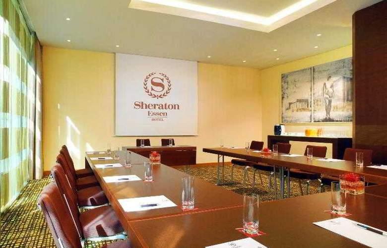 Sheraton Essen Hotel - Hotel - 11