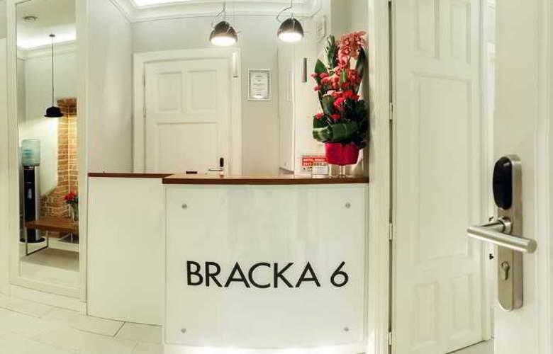 Apartamenty Bracka 6 - General - 0