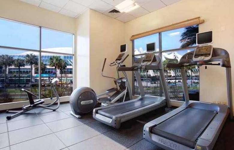 Hilton San Diego Gaslamp Quarter - Hotel - 3