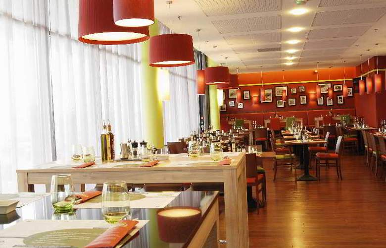 Courtyard by Marriott Toulouse Airport - Restaurant - 2