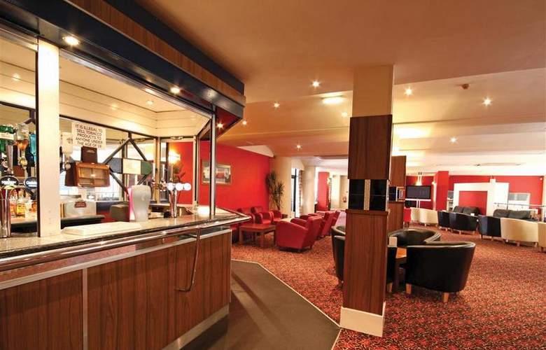 Best Western Park Hall - Restaurant - 248