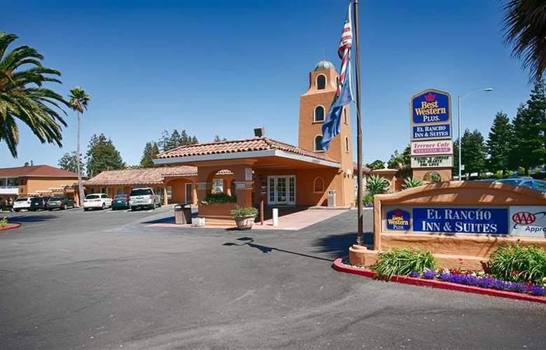 Best Western Plus El Rancho - Hotel - 34