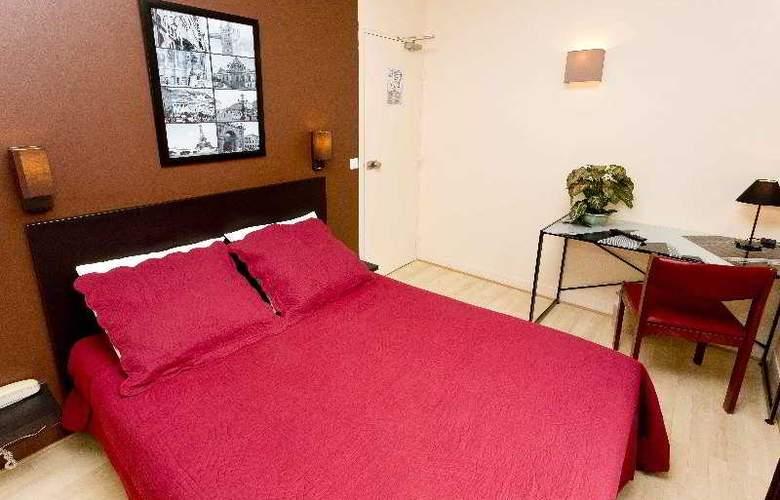 Hipotel Paris Belgrand - Room - 2