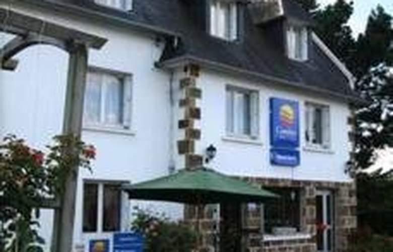 Comfort Hotel Kastel Roc'h Brest - General - 1