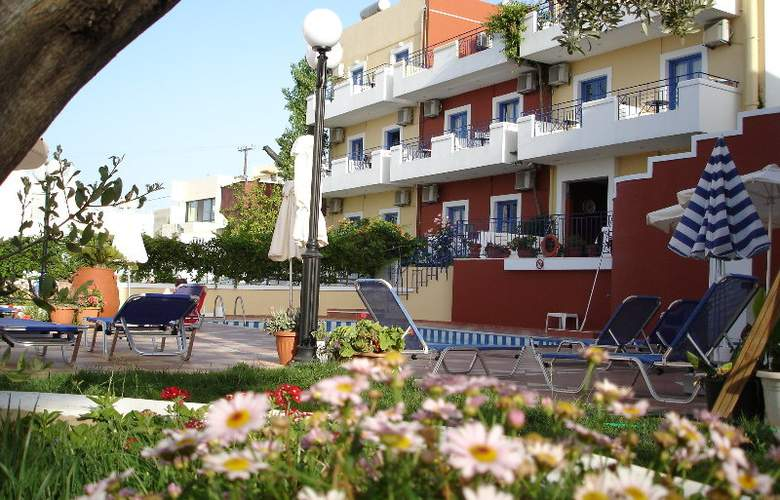 Astra Village - Terrace - 3