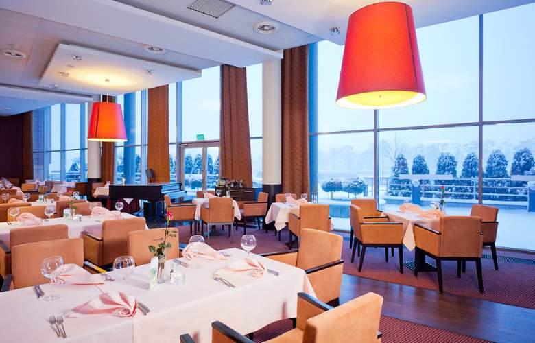 Qubus Hotel Krakow - Restaurant - 6