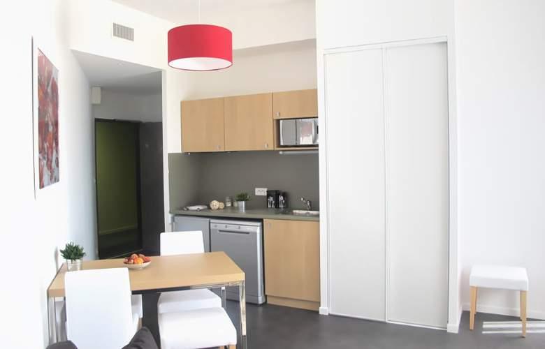 Appart'City Confort Montpellier Millénaire - Room - 2