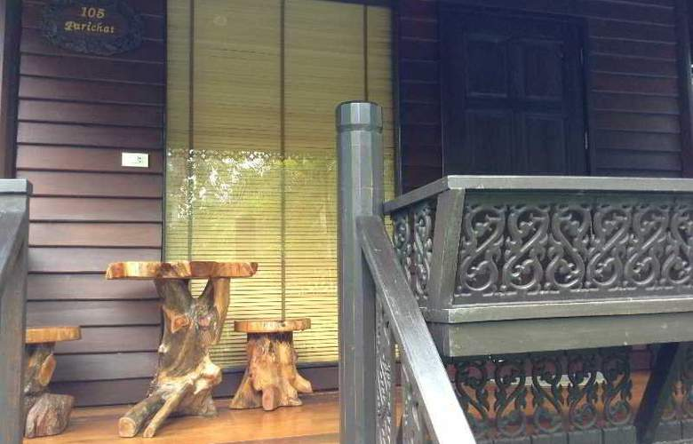Baan Habeebee Resort - Terrace - 14