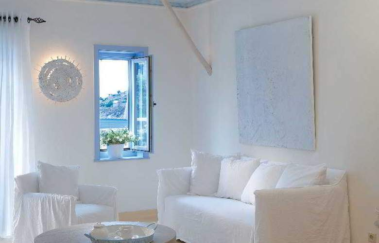 Mykonos Blu, Grecotel Exclusive Resort - Room - 9